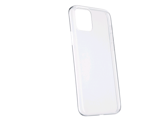 Cellularline - iPhone 12/12 Pro backcover zero transparant