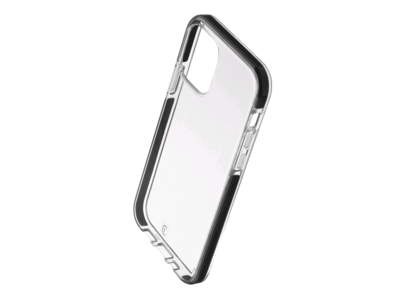 Cellularline - iPhone 12/12 Pro hoesje tetraforce shock-twist, transparant